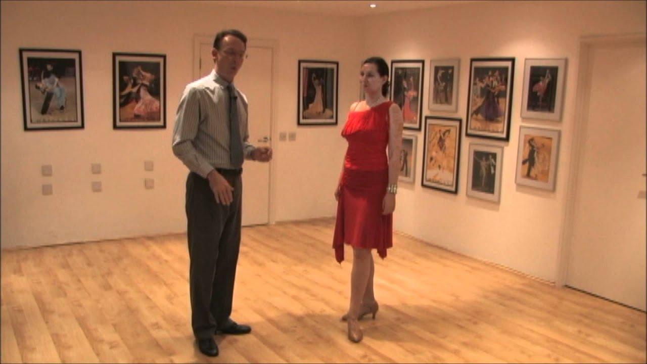 Waltz turns tutorial