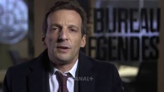 Le Bureau des légendes (Coulisses) - Mathieu Kassovitz en agent de la DGSE - CANAL+ [HD]