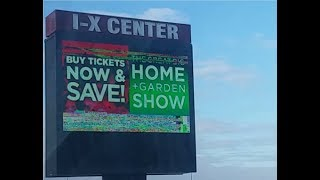2019 Great big home and garden show at the ix center