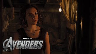 The Avengers - Bruce meets Natasha HD