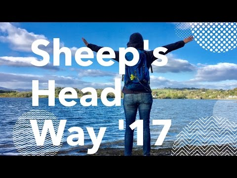 Walking the Sheep's Head Way 2017 - Part 1