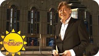 Neuer Job für Walter Freiwald   SAT.1 Frühstücksfernsehen