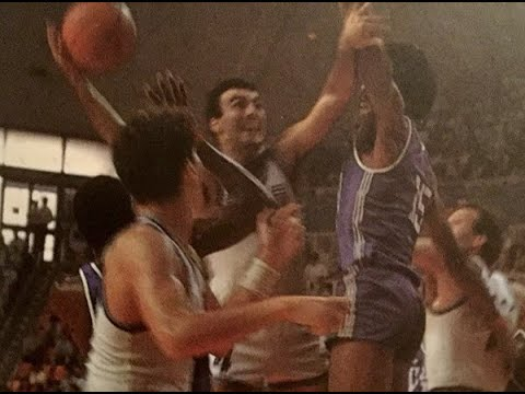 MUNDOBASKET '86: HELLAS - CUBA 66-74 (ΕΡΤ)