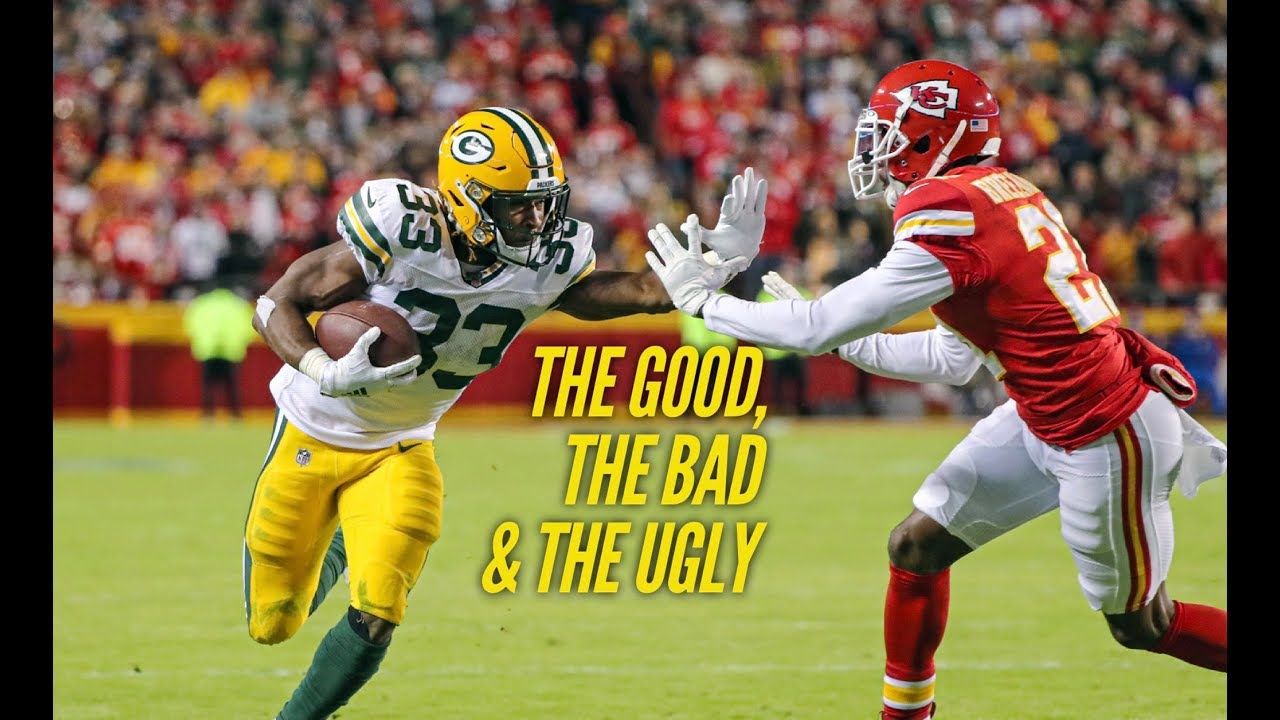The Good, Bad And (Very Little) Ugly From The Green Bay Packers ...
