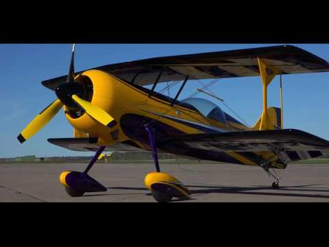 Scandinavian Airshow - Jacob and THOR!