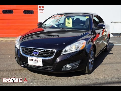2011 volvo c70 t5 turbo hardtop convertible youtube. Black Bedroom Furniture Sets. Home Design Ideas