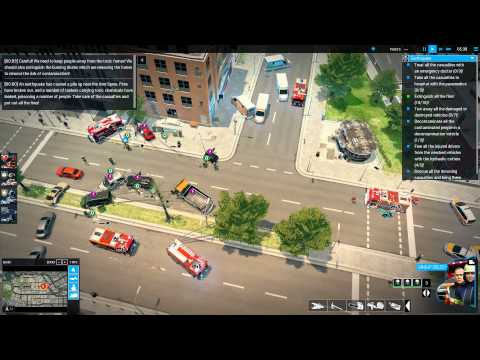 Emergency 5 - Earthquake - Walkthrough #7 HD