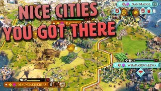 Nice Cities You Got There - Pachacuti [#13] - Civilization VI Gathering Storm