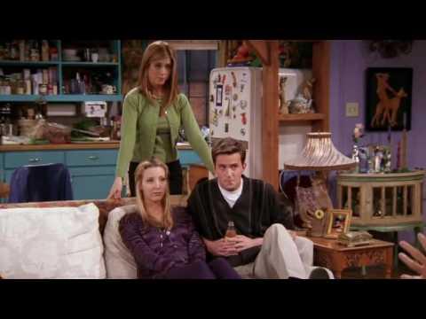 FRIENDS S04E07 | Ross Plays Keyboard