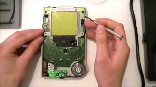 How To Permanently Fix LCD Vertical Lines on Original GameBoy DMG-01