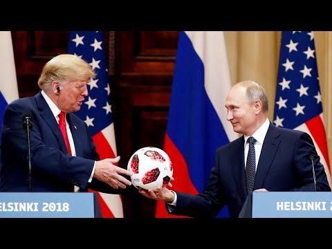 Победа без сговора и ложь Путина | Час Олевского | 16.07.18