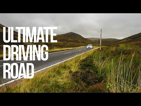 Old Military Road A93 & A939 - Ultimate Driving Road