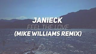 Скачать Janieck Feel The Love Mike Williams Remix HD