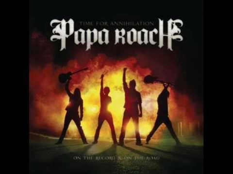 Papa Roach - Burn (lyrics)