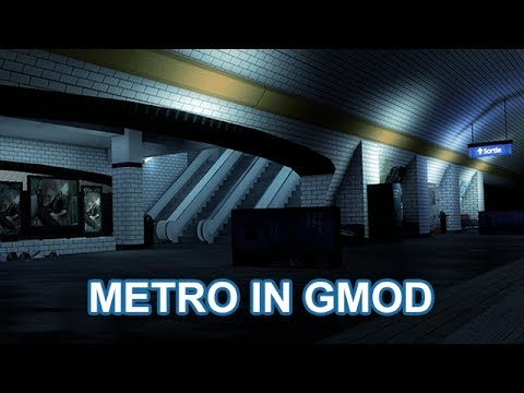 how to make a gmod map with source sdk