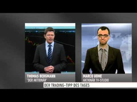 Trading-Tipp: Verkaufssignal bei Deutsche Bank