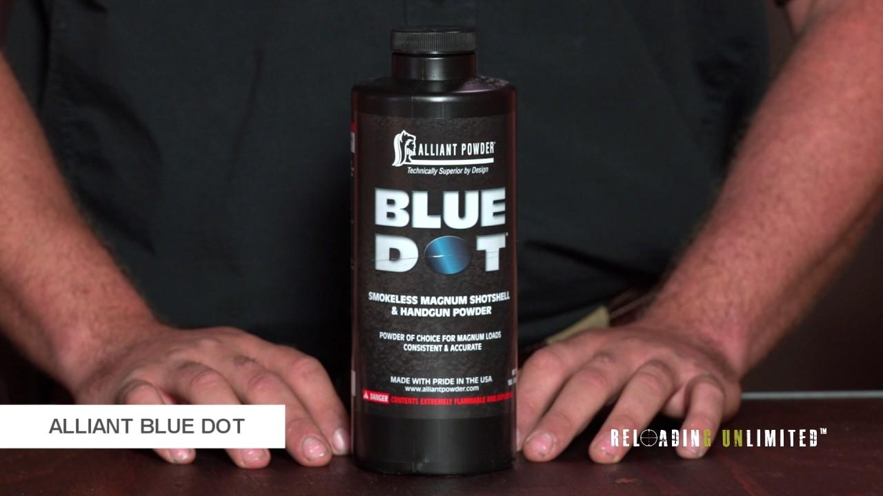 Alliant Blue Dot - Reloading Unlimited