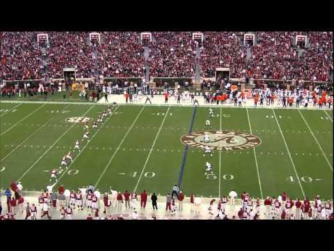 2012 Iron Bowl - Auburn vs. #2 Alabama