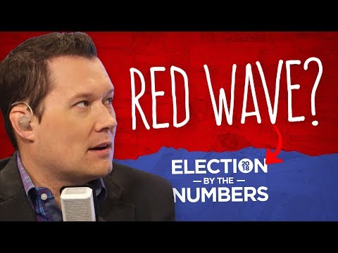 Is a RED WAVE coming? - Stu explains recent shifts in midterm 2018 polling on TheBlaze