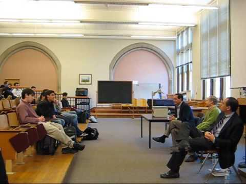 Scarsdale Distinguished Alumni QnA - BOBBY GOLDWATER,