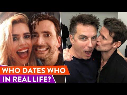 Doctor Who: Real Life Partners Revealed!  ⭐ OSSA Radar