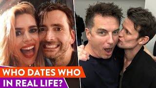 Doctor Who: Real Life Partners Revealed! |⭐ OSSA Radar