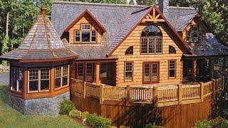 Строительство деревянных домов своими руками из бруса