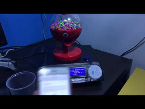 Android Things A.I. Candy Dispenser