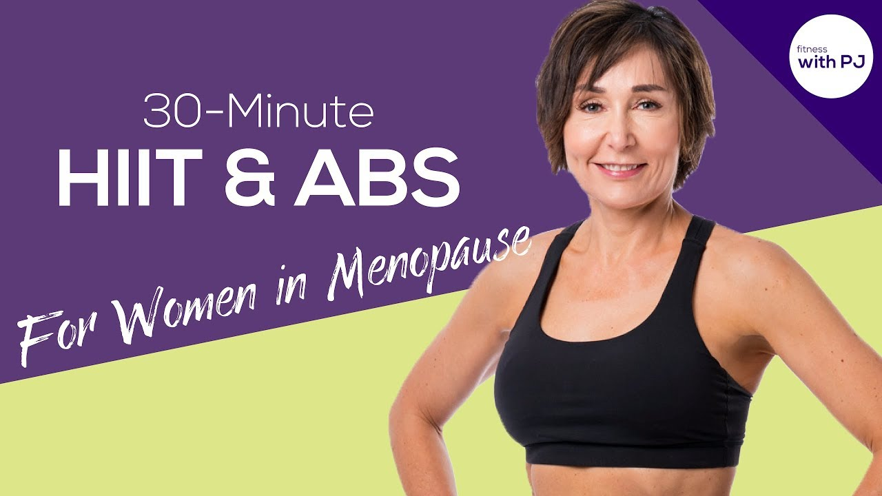 30-Min HIIT & Abs - Fitness Programs for Women In ...