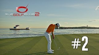 The Golf Club 2 Career Mode Part 2 - The Links At Royal Atlantic (PS4 Pro Gameplay)