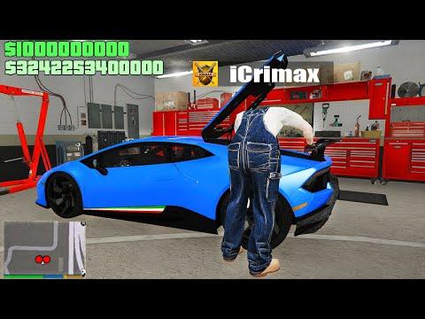 iCrimax Werkstatt arbeiten in GTA 5 RP