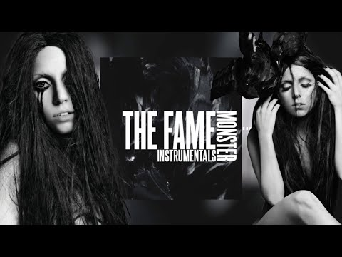 Lady Gaga - The Fame Monster (Full Official Instumental Album HQ)