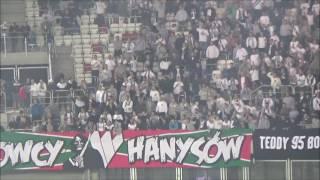 Oprawy, gole, doping i bluzgi Górnik Zabrze - Legia Warszawa 3:2 1/16 finału PP 10.08.2016