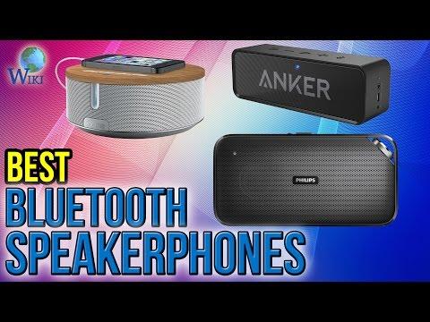 8 Best Bluetooth Speakerphones 2017