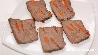 Как приготовить вкусную домашнюю буженину из говядины в мультиварке Редмонд