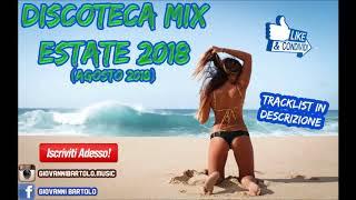 ★ DISCOTECA MIX ESTATE 2018 ★ Remix Commerciale Tormentoni Reggaeton Musica spiaggia House 2019