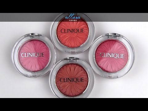 Clinique Cheek Pop Blush Pops: Live Swatches & Review Mp3