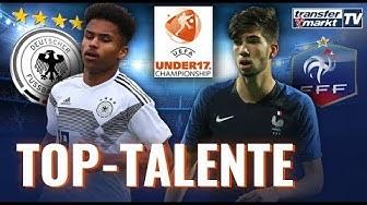 Die größten Talente der U17-Europameisterschaft 2019 | TRANSFERMARKT