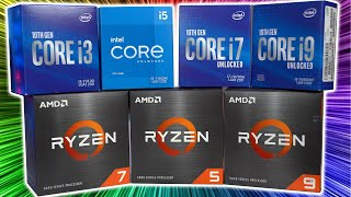 How To Choose The Right CPU For Your Gaming PC!