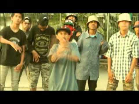 Gansta street (gombal hip-hop)