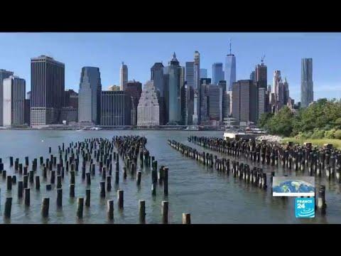 """Montée des eaux à New York : """"À terme, nous devrons quitter ces rivages"""""""