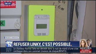 Refuser l'installation d'un compter Linky, c'est désormais possible