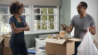The Downsized Bedroom | National Geographic