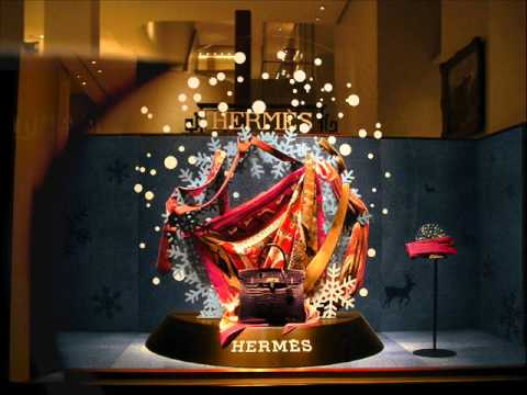 Vitrines Hermes Noel 2010 Youtube