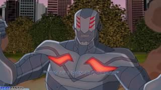 Os Vingadores Unidos - Vingadores Vs Ultron (2/5)
