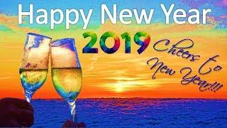 Happy New Year 2019 Best Whatsapp Status New Year New Year Whatsapp Status Song Wishes Song