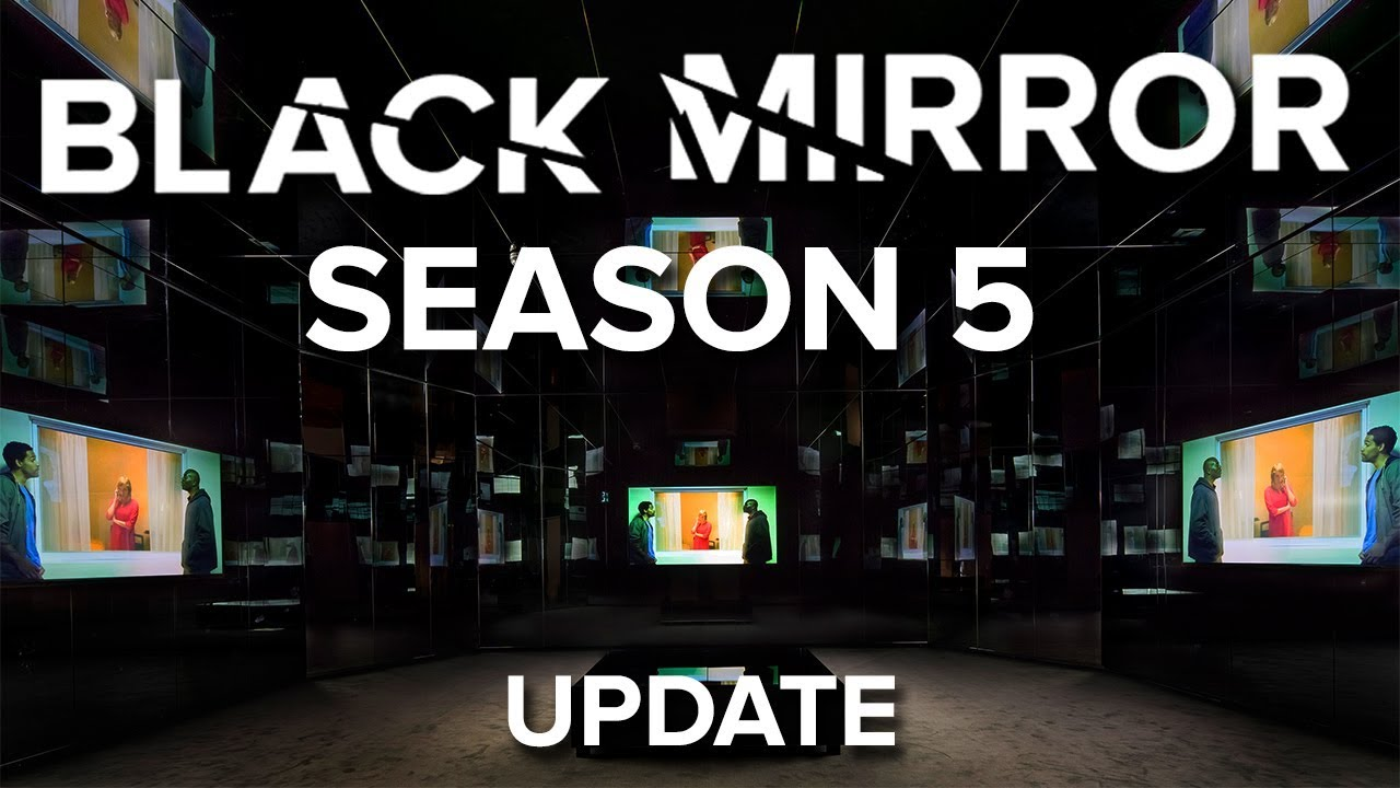 100% genuine best sneakers authorized site Black Mirror Season 5 News || UPDATE
