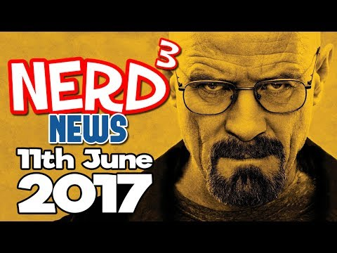 Nerd³ News - 11th June 2017 - Heisenberg VR