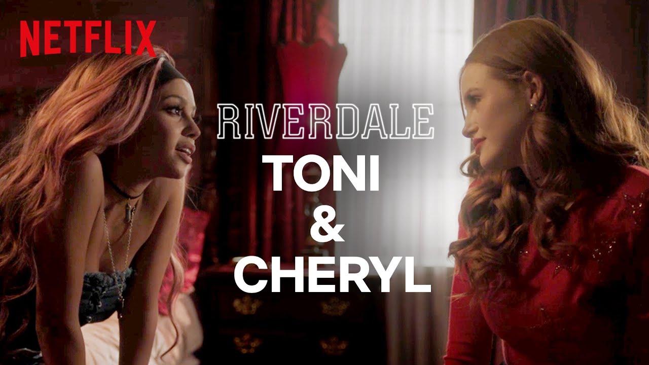 Cheryl and Toni's Love Story | Riverdale | Netflix