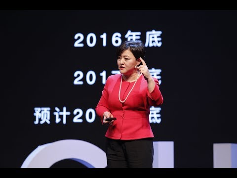 The evolution of cooperation, a ZaojiuTalk by Kathy Xu,Queen of China's Venture Capital